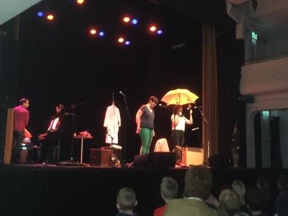 Kontrafjong under KKKKfestivalen 2016